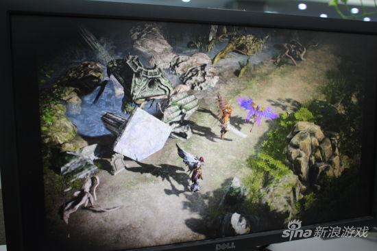 《MU2》副本游戏截图