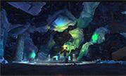 魔兽7.0新版萨满职业大厅预览:大漩涡也装修了