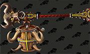 魔兽7.0酿酒武僧神器武器造型预览:要更多的酒