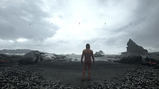 《死亡搁浅》预告弩哥全裸出镜