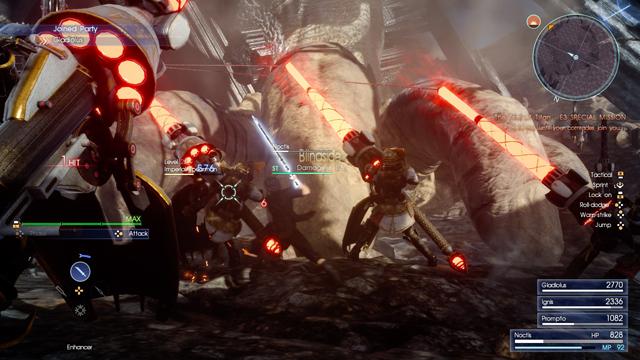 《最终幻想15》PC版本考虑中