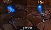 魔兽7.0武僧技能动画更新 真气爆裂光效更加酷炫
