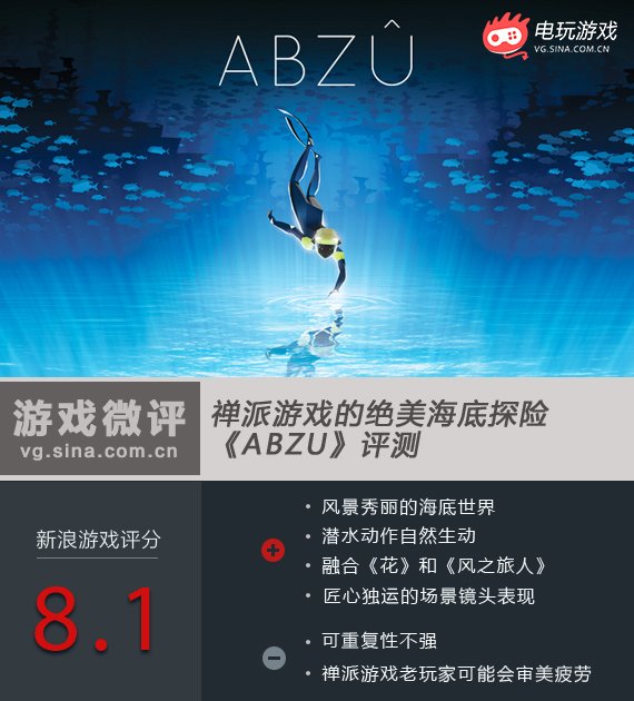 《ABZU》游戏评测
