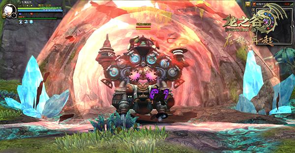 《龙之谷》复活的K博士巢穴