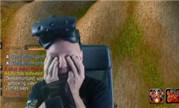 Swifty用VR眼镜试玩魔兽:肠子都快吐出来了!