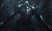 暗黑3玩家作品分享:奈非天大战马萨伊尔