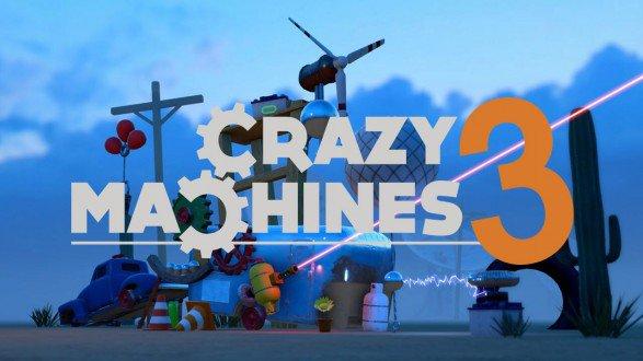 【新浪游戏】《疯狂机器3》游戏视频