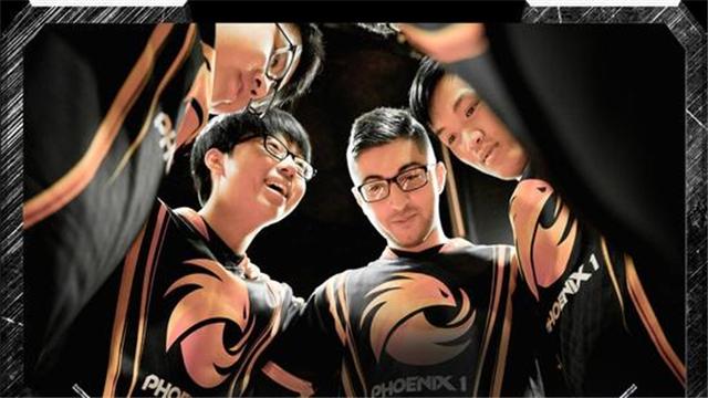 北美顶级LOL战队Phoenix1将来华 王思聪iG擂台比武