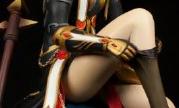 软陶也性感!魔兽玩家自制丝袜诱惑T2人类女圣骑