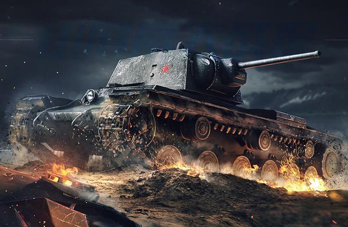 网易宣布代理《坦克世界闪击战》 国服官网已上线