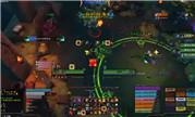 魔兽7.1军团再临勇气试炼史诗模式海拉 防战视角
