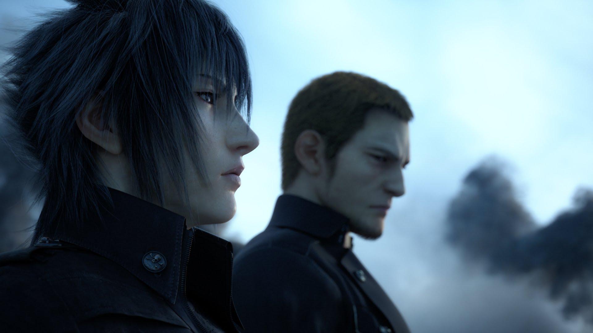《最终幻想15》电影确认引进