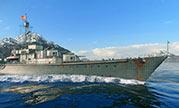 帝国的海上轻骑兵 战舰世界德系新驱逐舰Z-52详解