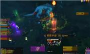 魔兽7.1史诗模式勇气试炼高姆 浩劫恶魔猎手视角