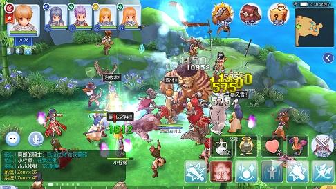 仙境传说RO游戏截图