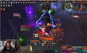 魔兽7.1.5暗夜要塞视频:提克迪奥斯 熊坦视角