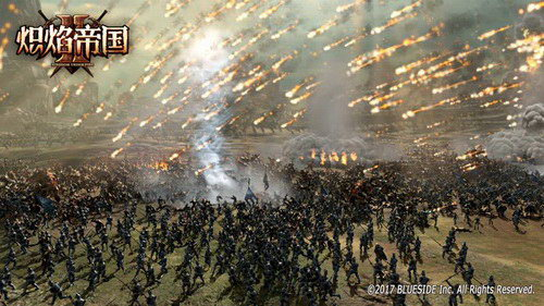《炽焰帝国2》强调英雄与部队的同步养成