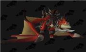 一拳打死一条龙!魔兽7.2版本战士战龙坐骑预览