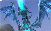 致敬巫妖王之怒开场动画!死亡骑士冰龙坐骑预览