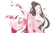 剑网3玩家十二门派成女插画