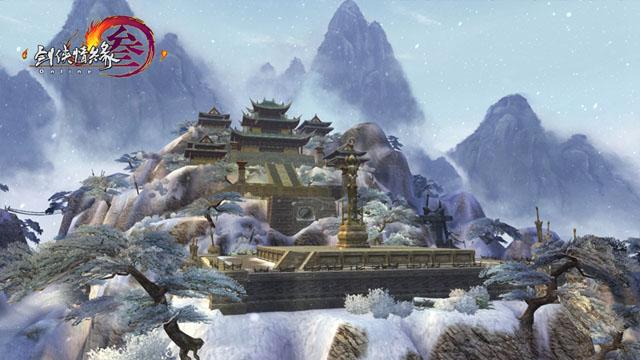 《剑网3》名剑大会新变革 轻松散排更自由