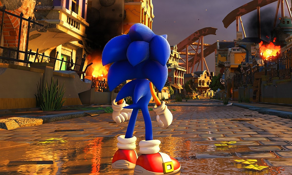 『SONIC FORCES』前導影片