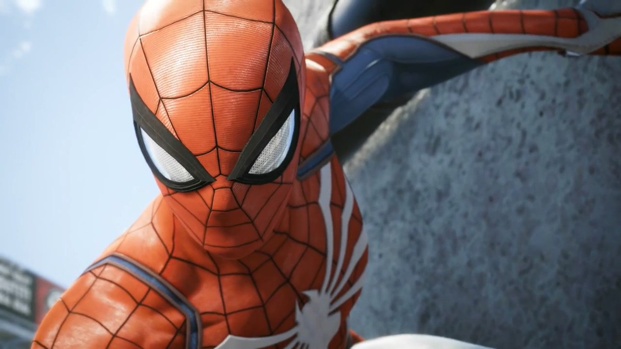 《蜘蛛侠》PS4新作实机演示  2018年发售
