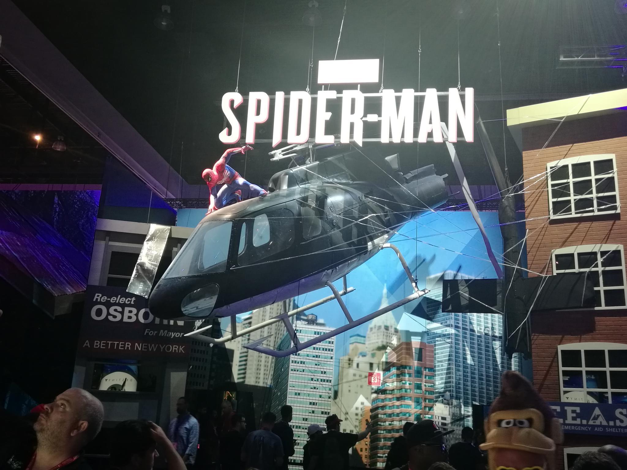 E3场馆精彩内容大盘点之索尼篇