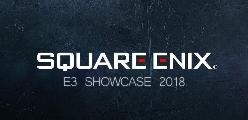 2018 E3 SE直面会游戏新作