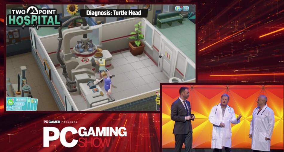 PC Gaming Show发布会新游合集