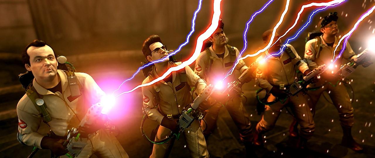 《捉鬼敢死队重制版》PS4/NS繁体中文版今日正式发售