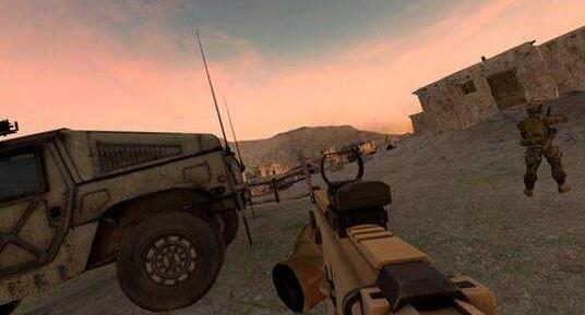 VR军事题材游戏《Onward》发布重大更新