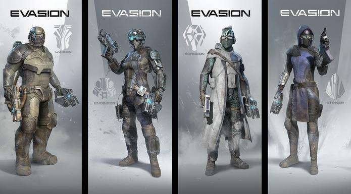 星战VR大作《Evasion》公布两名新角色