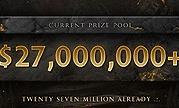 TI10总奖金过2700万 沙特王子6万等级榜首