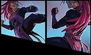DOTA2 敌法师身心 官方漫画:追猎行动