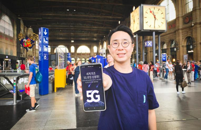 韩国运营商SK电讯宣布欲瑞士电信合作 推出5G漫游服务