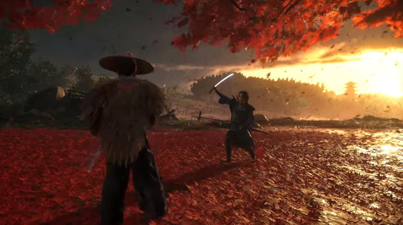 对马之魂E3宣传视频