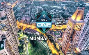 ESL One孟买站2019公布,印度首个大型DOTA2赛事