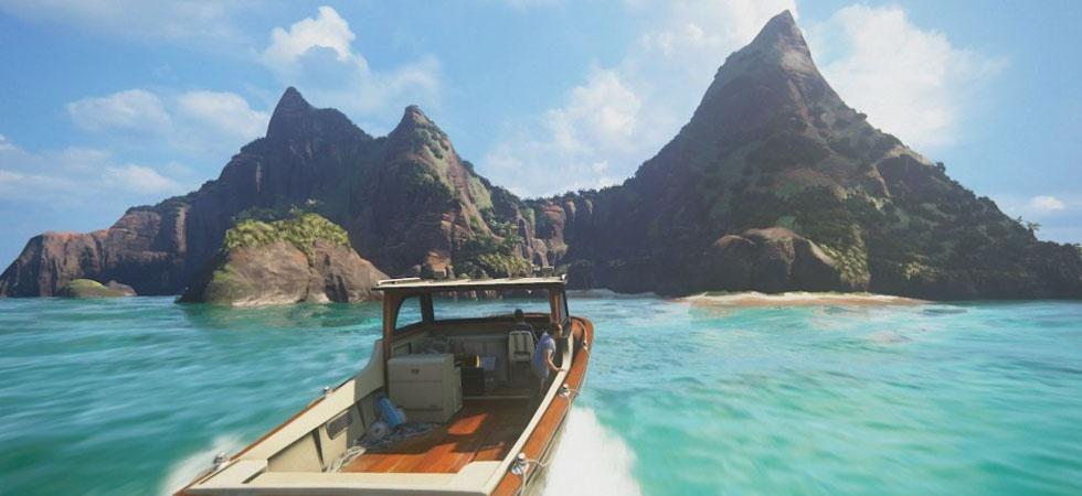 《神秘海域4》高清截图