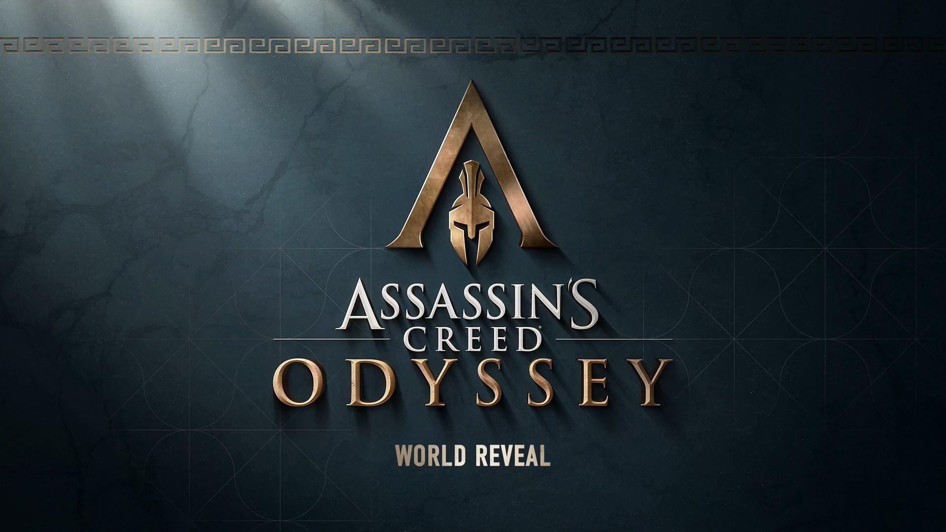 《刺客信条:奥德赛》正式预告公布 10月5日发售