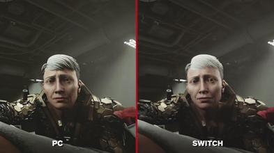 《德军总部2》Switch和PC画面对比 Switch并不差!