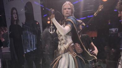 《魔兽世界》吉安娜雕像曝光 或将在官方商城上架