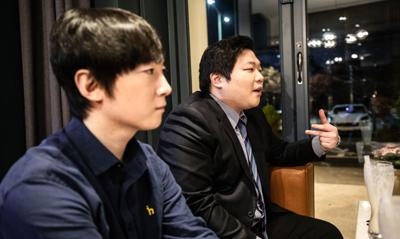 IG教练专访:如果拿到冠军,人生都会因此改变吧