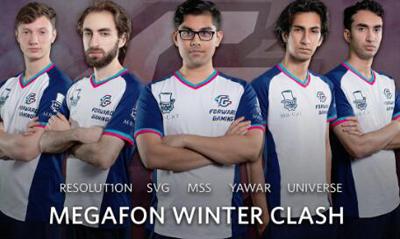 为参加MegaFon冬季冲突赛,FWD选择鸽掉巅峰联赛