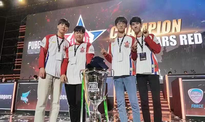 ACTOZ STARS RED韩国PKL 2018总决赛夺冠