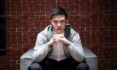 南京新华电竞学院成立发布会专访电竞人-鲍银彬
