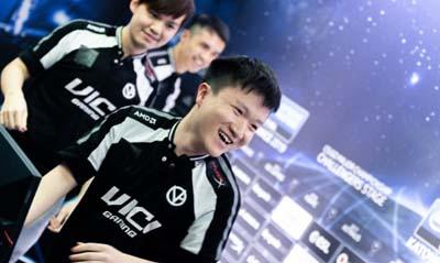3-2战胜TYLOO晋级悉尼站 ViCi积分排名中国第一