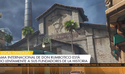 OW官方发布剧情预热行动档案 哈瓦那或成行动地点