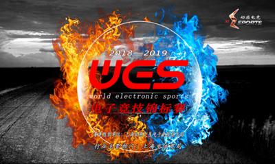 WES电子竞技锦标赛-春季赛(上海赛区)报名启动