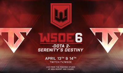 WSOE赛事详情公布,SumaiL与RTZ将参与现场表演赛